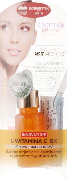 Sérum na obličej - Dermo Pharma Bio Serum Skin Archi-Tec Vitamin C — foto N1