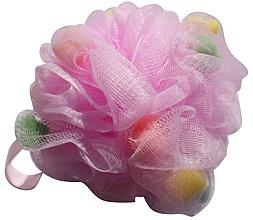 Parfémy, Parfumerie, kosmetika Sprchová houba, různobarevná - Gabriella Salvete Body Care Mesh Massage Bath Sponge