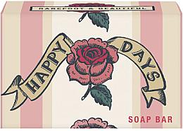Parfémy, Parfumerie, kosmetika Mýdlo na ruce Divoká růže - Bath House Happy Days Hand Soap