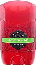 Parfémy, Parfumerie, kosmetika Deostick - Old Spice Danger Zone Deodorant Stick