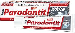 Parfémy, Parfumerie, kosmetika Bělicí zubní pasta - Dental Anti-Parodontit White