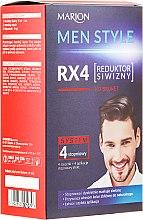 Parfémy, Parfumerie, kosmetika Pánská barva na vlasy - Marion Men Style 4 Steps Grey Hair Reducer