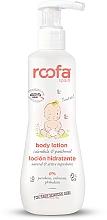 Parfémy, Parfumerie, kosmetika Tělový lotion - Roofa Calendula & Panthenol Body Lotion