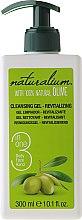"""Parfémy, Parfumerie, kosmetika Čisticí gel na obličej, ruce a tělo """"Oliva"""" - Naturalium Revitalizing Cleansing Gel"""