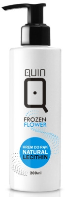 Krém na ruce - Silcare Quin Frozen Flower