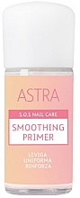 Parfémy, Parfumerie, kosmetika Vyhlazující primer na nehty - Astra Make-up Sos Nails Care Smoothing Primer