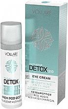 Parfémy, Parfumerie, kosmetika Krém na pleť kolem očí - Vollare Multi-Active Detox Q10 Eye Cream