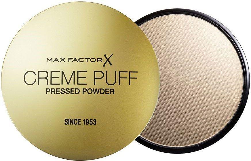Kompaktní pudr (verze bez houby) - Max Factor Creme Puff Pressed Powder