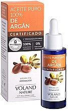 Parfémy, Parfumerie, kosmetika Přírodní arganový olej - Voland Nature Aragan Oil