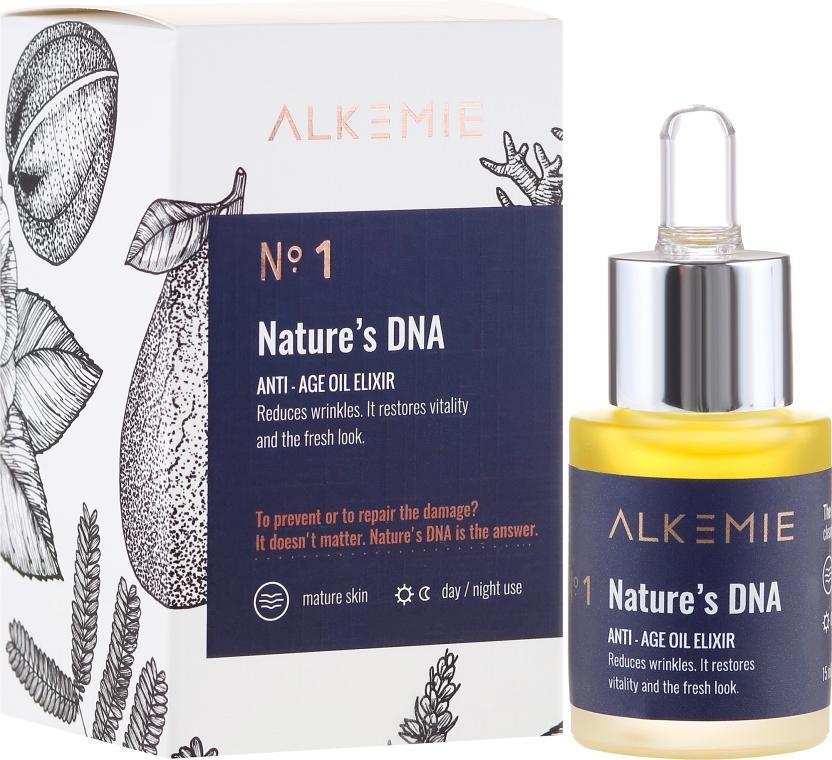 Omlazující elixír na obličej - Alkemie Nature's DNA Oil Elixir