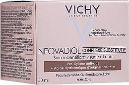 Parfémy, Parfumerie, kosmetika Anti-age krém-péče s kompenzačním účinkem pro suchou pokožku - Vichy Neovadiol