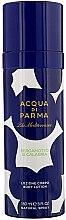 Parfémy, Parfumerie, kosmetika Acqua di Parma Blu Mediterraneo Bergamotto di Calabria - Tělový lotion-sprej