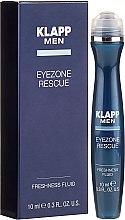 Parfémy, Parfumerie, kosmetika Fluid na oční víčka - Klapp Men Eyezone Rescue Freshness Fluid