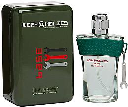 Parfémy, Parfumerie, kosmetika Linn Young Work Holics Base - Toaletní voda