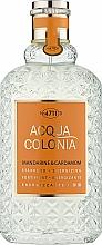 Parfémy, Parfumerie, kosmetika Maurer & Wirtz 4711 Acqua Colonia Mandarine & Cardamom - Kolínská voda