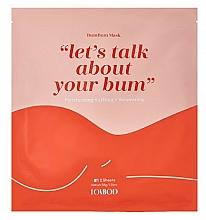 Parfémy, Parfumerie, kosmetika Maska na hýždě - Lovbod BumBum Mask