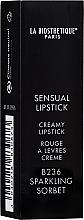 Parfémy, Parfumerie, kosmetika Diamantová rtěnka - La Biosthetique Brilliant Lipstick