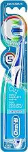 Parfémy, Parfumerie, kosmetika Zubní kartáček, tmavě modrý - Oral-B Complete 5 Ways Clean 40 Medium