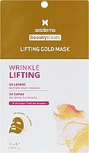 Parfémy, Parfumerie, kosmetika Zlatá maska s kolagenem - SesDerma Laboratories Beauty Treats Lifting Gold Mask