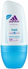 Parfémy, Parfumerie, kosmetika Kuličkový deodorant - Adidas Anti-Perspirant Fresh Cooling 48h