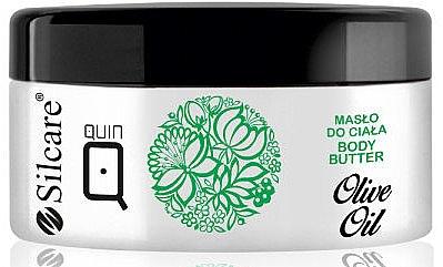 Tělový olej - Silcare Quin Olive Oil Body Butter — foto N1