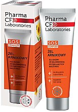"Parfémy, Parfumerie, kosmetika Gel pro poškozené kapiláry ""Arnica"" - Pharma CF S.O.S. Complex Gel"