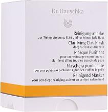 Parfémy, Parfumerie, kosmetika Maska na obličej - Dr. Hauschka Clarifying Clay Mask (mini)