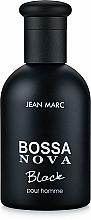 Parfémy, Parfumerie, kosmetika Jean Marc Bossa Nova Black - Toaletní voda