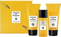 Parfémy, Parfumerie, kosmetika Acqua di Parma Colonia Nomade - Sada (deo/50ml + s/g/75ml + afs/b/75ml)