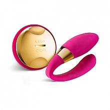 Parfémy, Parfumerie, kosmetika Partnerský vibrátor, růžový - Lelo Tiani 24k Hot Cerise
