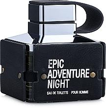 Parfémy, Parfumerie, kosmetika Emper Epic Adventure Night - Toaletní voda