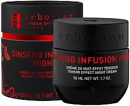 Parfémy, Parfumerie, kosmetika Krém na obličej, noční - Erborian Ginseng Infusion Night Cream