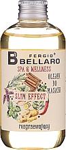 Parfémy, Parfumerie, kosmetika Masážní olej - Fergio Bellaro Massage Oil Slm Effect