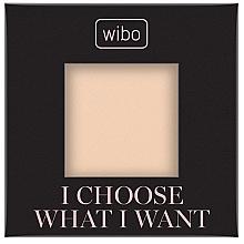 Parfémy, Parfumerie, kosmetika Kompaktní pudr na obličej - Wibo I Choose What I Want HD Banana Powder(náhradní náplň)