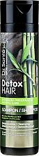 Parfémy, Parfumerie, kosmetika Šampon na vlasy Bambusové uhlí - Dr. Sante Detox Hair
