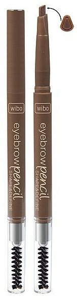 Voděodolná tužka na obočí - Wibo Eyebrow Pencil