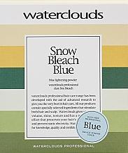 Parfémy, Parfumerie, kosmetika Zesvětlující pudr - Waterclouds Snow Bleach Blue