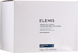 Parfémy, Parfumerie, kosmetika Exfoliační tonizační maska - Elemis Targeted Toning Tightener Peel-Off Mask