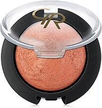 Parfémy, Parfumerie, kosmetika Zapečená tvářenka - Golden Rose Terracotta Blush On