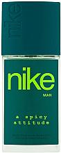 Parfémy, Parfumerie, kosmetika Nike Spicy Attitude Man - Deodorant