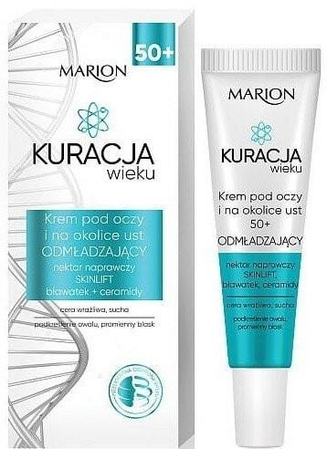 Krém na pokožku kolem očí a rtů - Marion Age Eye Cream