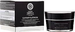 Parfémy, Parfumerie, kosmetika Kolagenová maska na obličej a krk - Natura Siberica Caviar Platinum