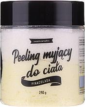 "Parfémy, Parfumerie, kosmetika Čisticí peeling pro tělo ""Pina colada"" - Lalka"