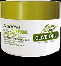 Parfémy, Parfumerie, kosmetika Tělový krém 100% olivový olej - Babaria Olive Oil Nourishing Body Cream