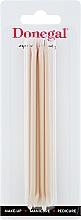 Parfémy, Parfumerie, kosmetika Dřevěný zatlačovač nehtové kůžičky 12 cm, 9208 - Donegal