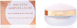 Parfémy, Parfumerie, kosmetika Noční anti-age pleťový krém - Stendhal Recette Merveilleuse Ultra Senior Renewal Night Care