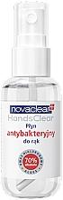 Parfémy, Parfumerie, kosmetika Antibakteriální sprej na ruce - Novaclear Hands Clear