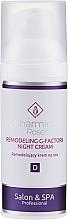 Parfémy, Parfumerie, kosmetika Regenerační noční krém - Charmine Rose Remodeling G-Factors Night Cream