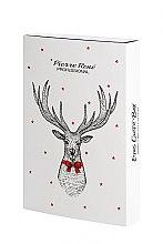 Parfémy, Parfumerie, kosmetika Sada pro líčení očí - Pierre Rene Outfit Eyes Box White (mascara/15ml + liner/2.5ml + pencil/0.35g)