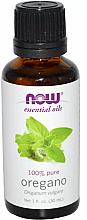 Parfémy, Parfumerie, kosmetika Esenciální olej Oregáno - Now Foods Essential Oils 100% Pure Oregano
